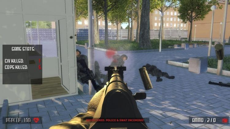 Фото - Valve удалила из Steam игру о стрельбе в школе»
