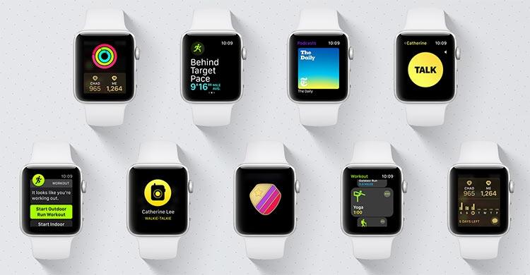 Фото - Apple watchOS 5 приносит Walkie-Talkie и другие новшества»