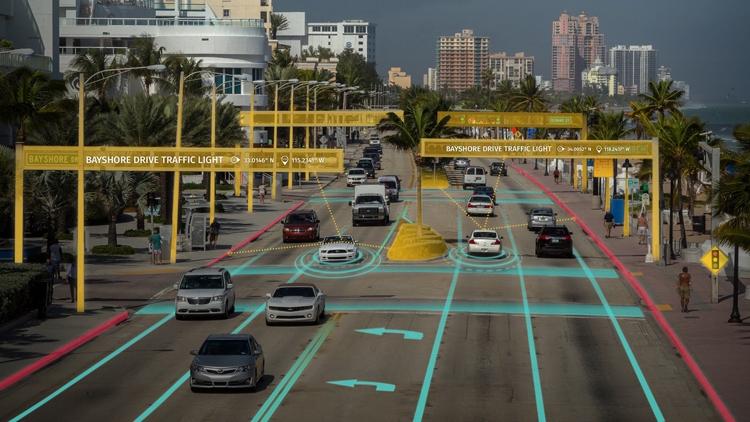 Фото - Глобальные HD-карты для робомобилей появятся к 2020 году»