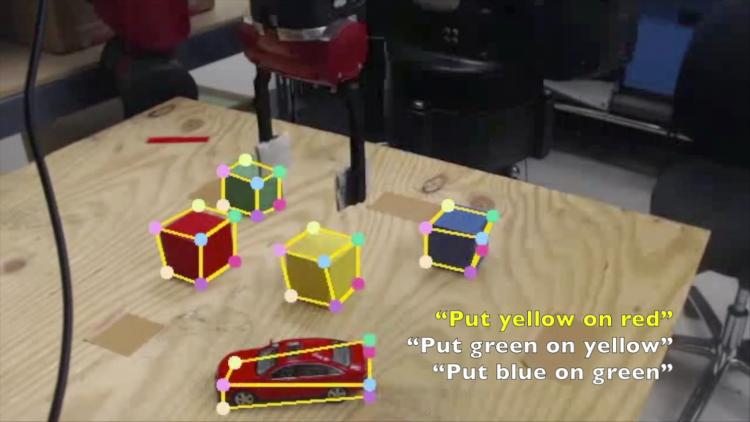Фото - Система NVIDIA позволит роботам обучаться, наблюдая за человеком»