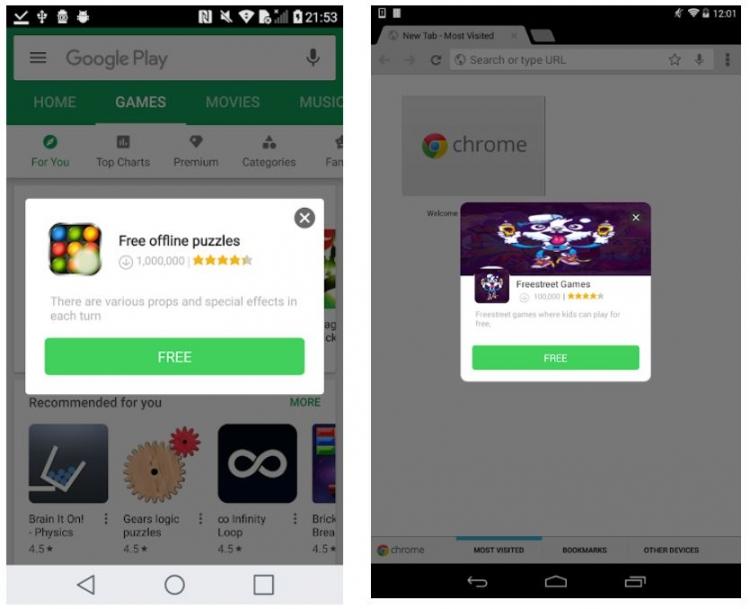 Фото - Предустановленный рекламный вирус найден более чем на 100 дешёвых Android-смартфонах»