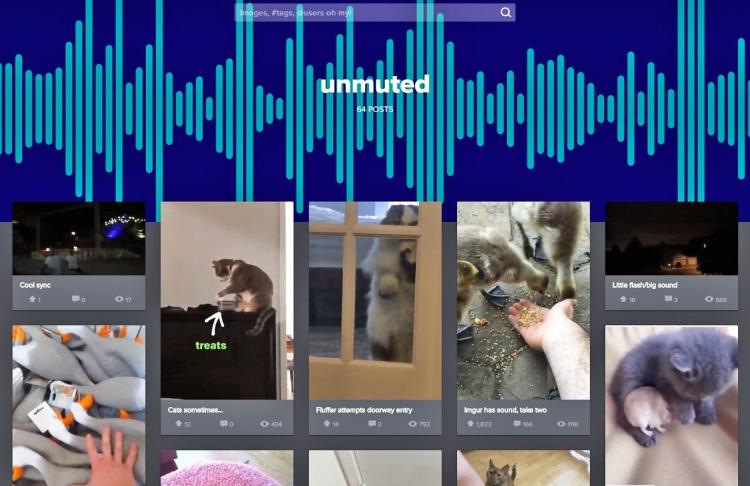 Фото - GIF-хостинг Imgur станет ещё и видеоплощадкой»